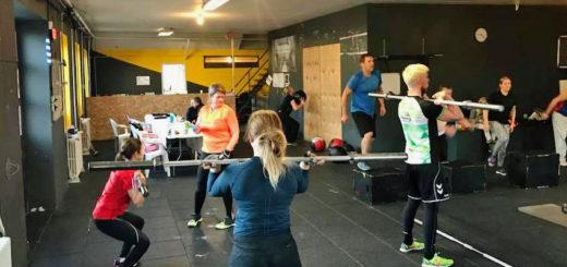 Funktionel Gym med fokus på den fysiske træning som triatlet