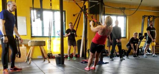 Stryketræning målrettet triatleter hos Funktionel Gym i Nyborg. Blandt andet med HIIT.