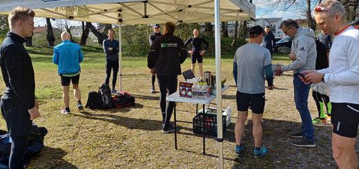 Lørdagsløb på Volden - Start og mål på Eksercerpladsen ved Landporten